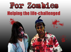 For Zombies button