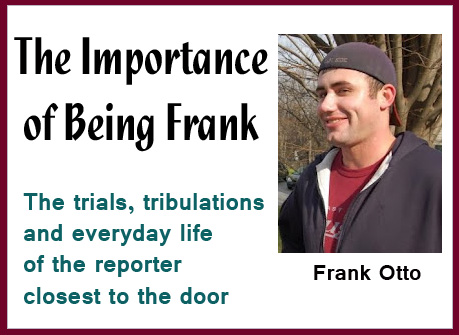 Importance of Being Frank logo