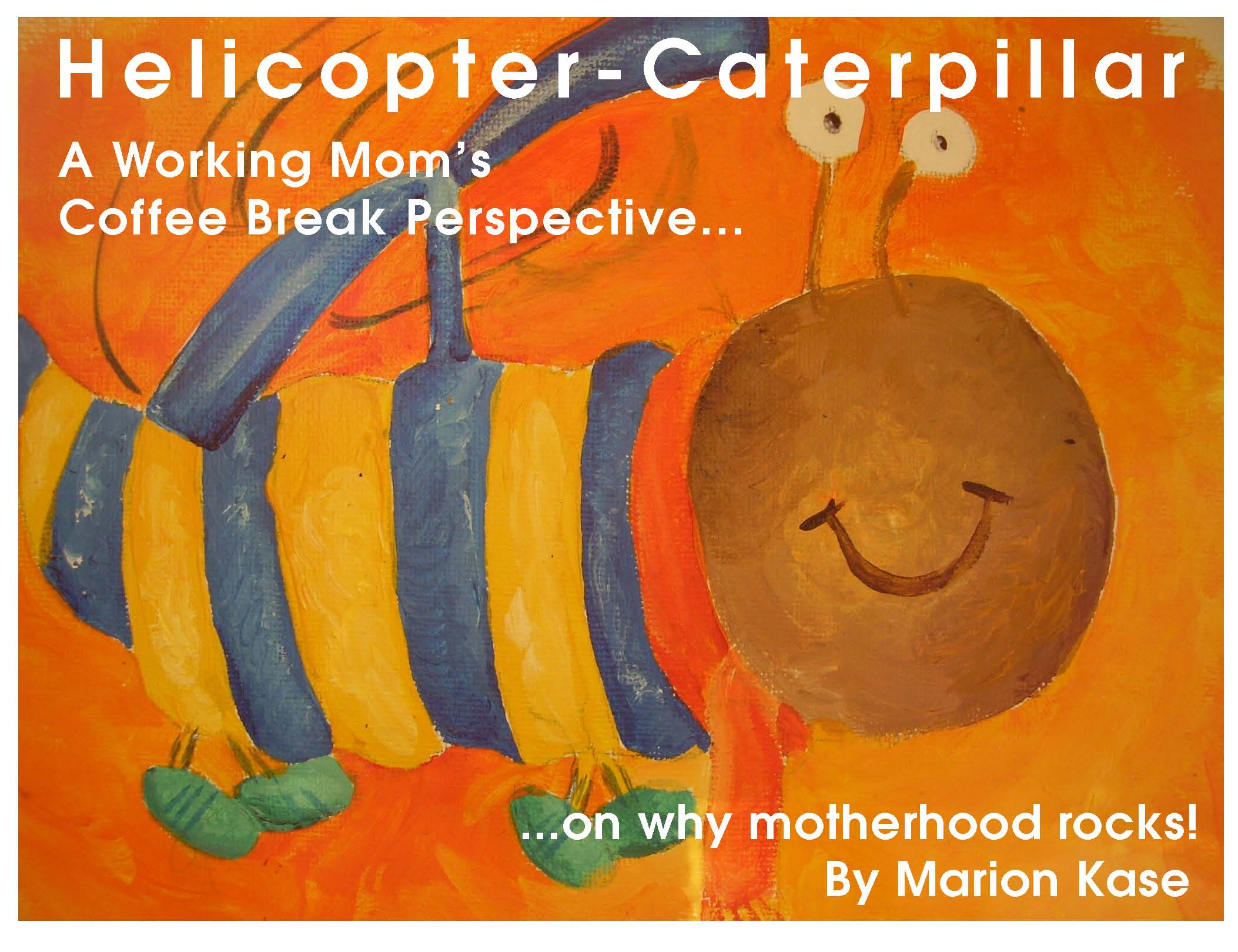 Helicopter-Caterpillar button
