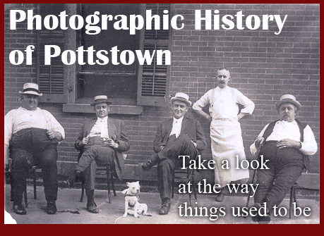Photo history of Pottstown blog