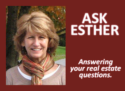 Ask Esther button