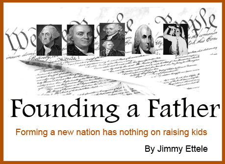 founding a father logo