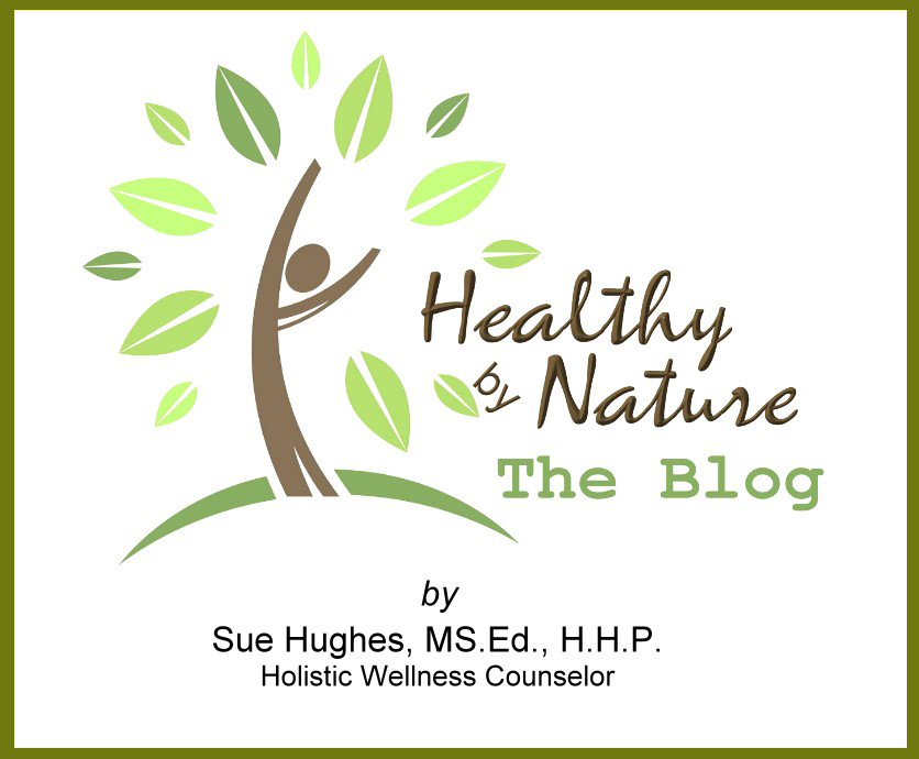 Healthy by Nature blog button
