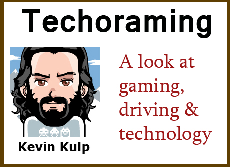 Techoraming blog button