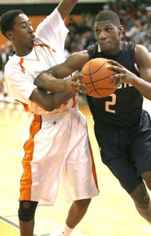 freshman Rondae Jefferson