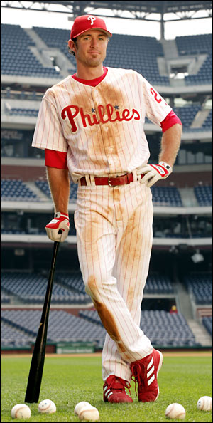 chase utley dirty