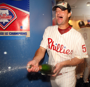 Moyer (12-9, 4.98 ERA) hopes to celebrate once again in 2009.
