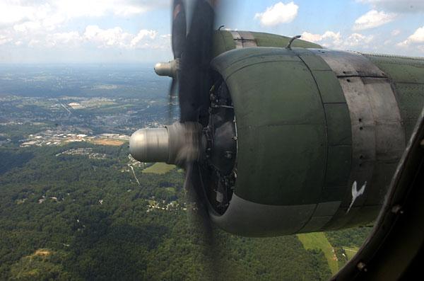 b 17 bombardier position