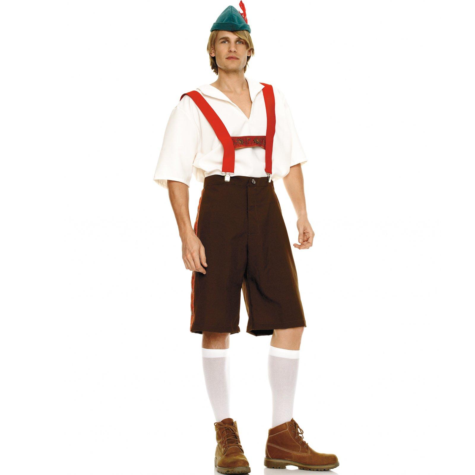 German Lederhosen for Men